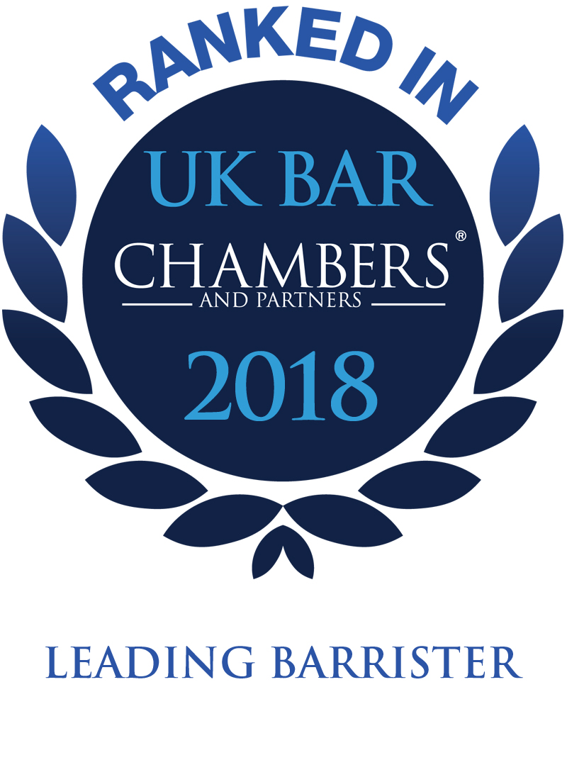 Leading Barrister UK Bar Chambers 2018