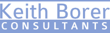 Logo for Keith Borer Consultants