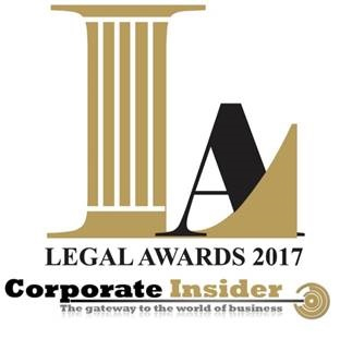 Legal Awards 2017 Logo